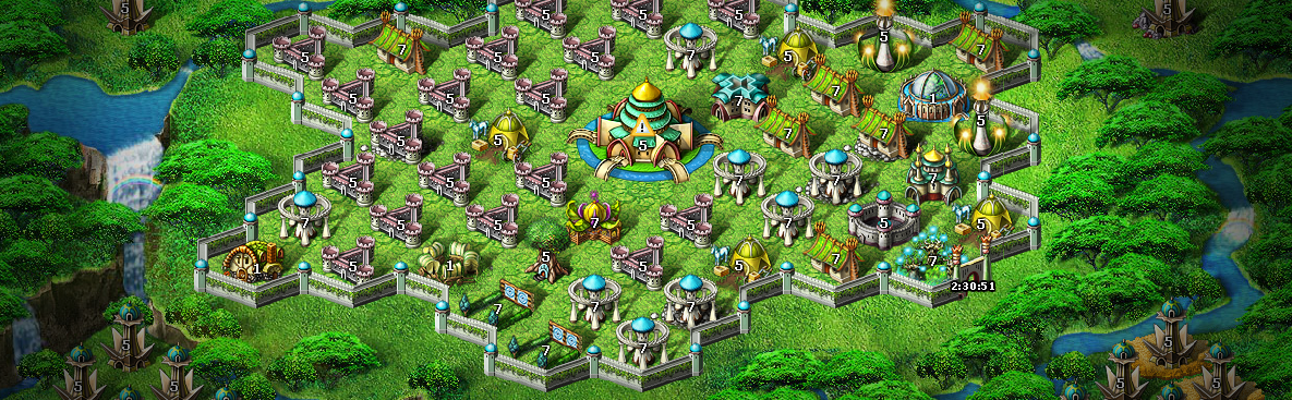 My Lands economic server in my lands